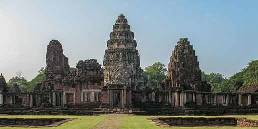 Prasat Him in Phimai